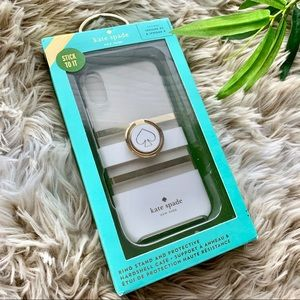 IPhone X & XS Hardsell Case with Ring Stand